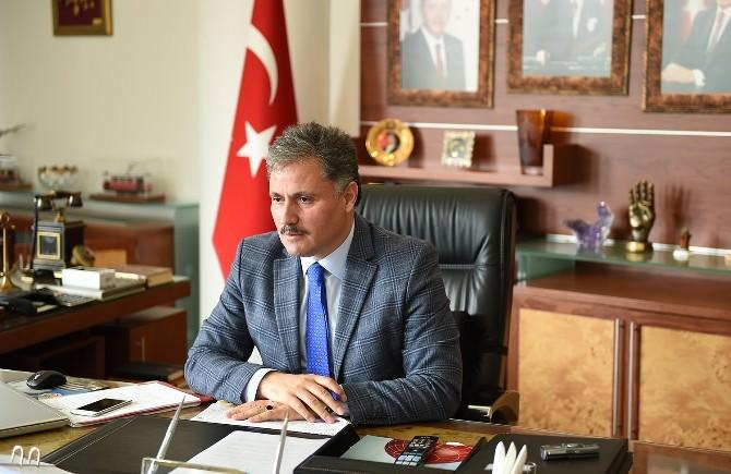 AK Parti Milletvekili Adayları Başkan Çakır'ı Ziyaret Etti