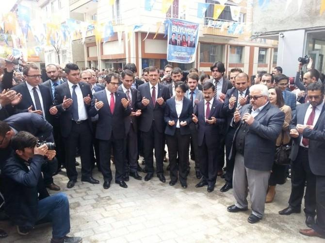 AK Parti Tokat Milletvekili Adayları Reşadiye'de