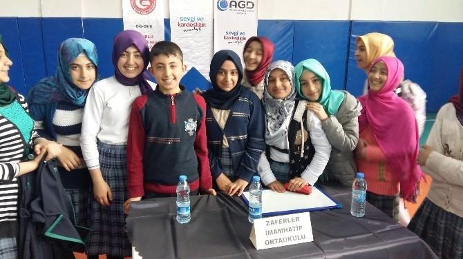 AGD'den Okullar Arası Bilgi Yarışması