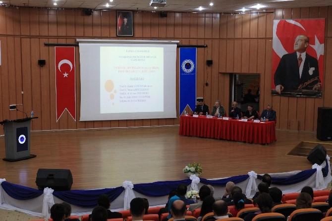 BÜ'de Turistik Destinasyon Geliştirme Politikalar Ve Stratejiler Paneli Verildi