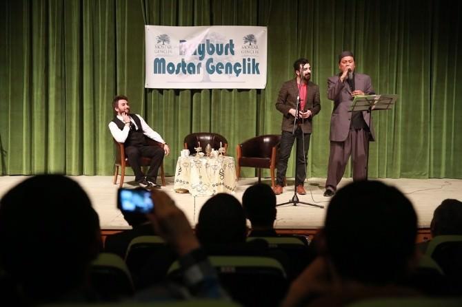 Bayburt Üniversitesi Tarih Kulübünden Muhabbet Soluklu Gece