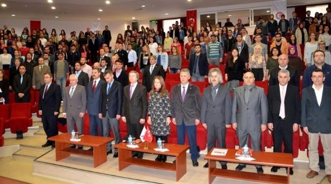 ÇOMÜ'de Ermeni Meselesi Paneli