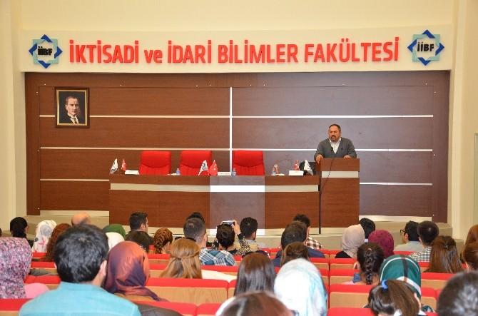 Çankırı'da 100. Yılında Ermeni Meselesi Konulu Panel