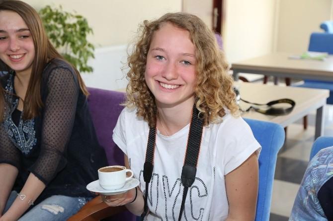 Çekmeköy, Hollandalı Öğrencileri Ağırladı