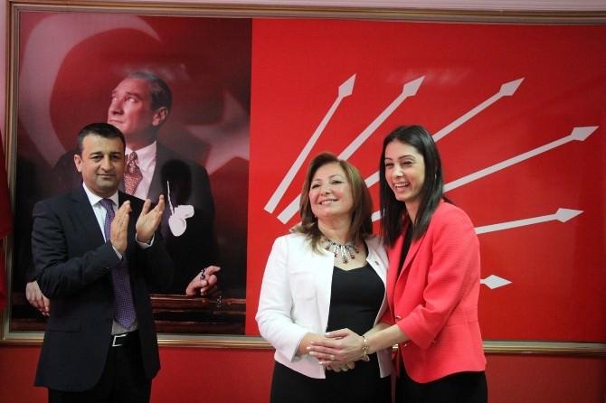 CHP İl Kadın Kolları'nda Yüksekbaş Dönemi
