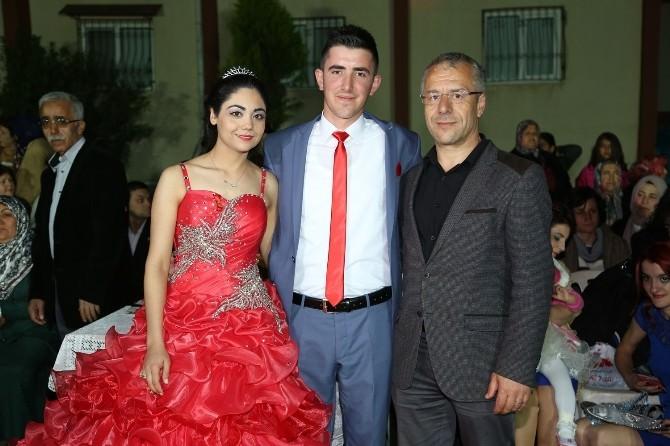 Efeler Belediyesi'nde Nişan Sevinci