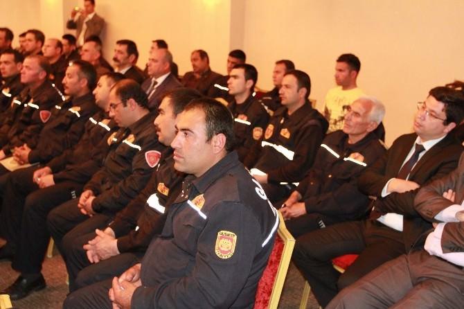 Türkiye'nin İtfaiyecileri Gaziantep'te Buluştu
