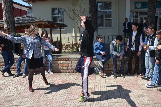 Gürcü Öğrenciler Fatsa'ya Hayran Kaldı