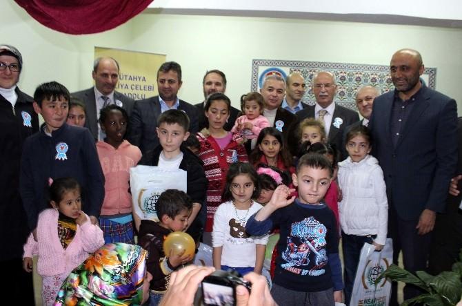 Mustafa Yenipazar: İHH Olarak Kütahya'da 19 Yetim Kardeşimize Sahip Çıkıyoruz