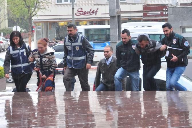 Zehir Tacirleriyle Polisler Arasında Nefes Kesen Kovalamaca