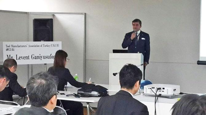 Japon Kalıpçılardan Ukub'un Projelerine Büyük İlgi