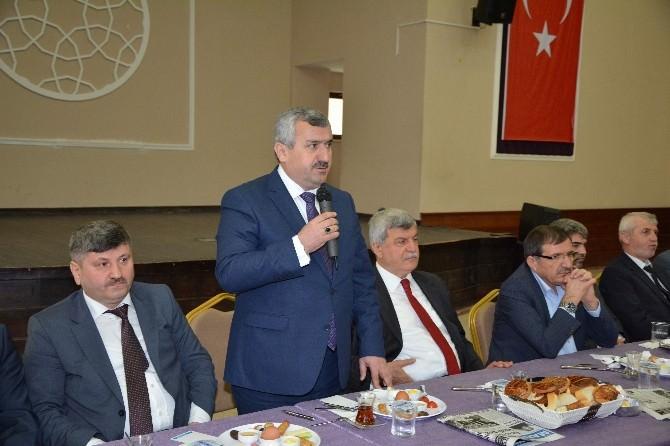 Başkan Baran Ve Karaosmanoğlu, Körfezliler İle Buluştu