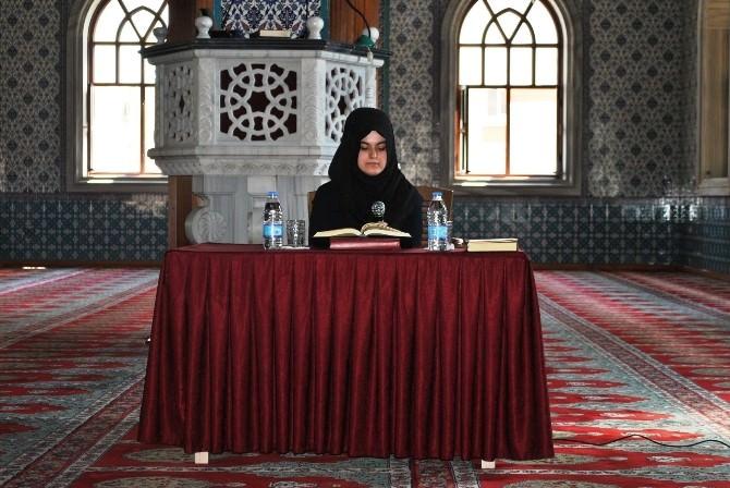 Kur'an-ı Kerim Bülbülleri Manavgat'ta Yarıştı