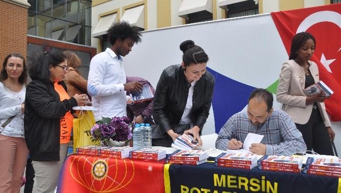 Forum Mersin Ziyaretçilerine 'Hayat Dersi'