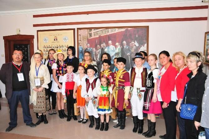 Milas'ta Uluslar Arası Çocuk Festivali
