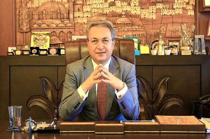 Nevşehir Belediye Başkanı Ünver;