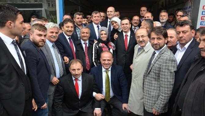 Başkan Gümrükçüoğlu Yomra'dan Yüzde 90 Destek Bekliyor