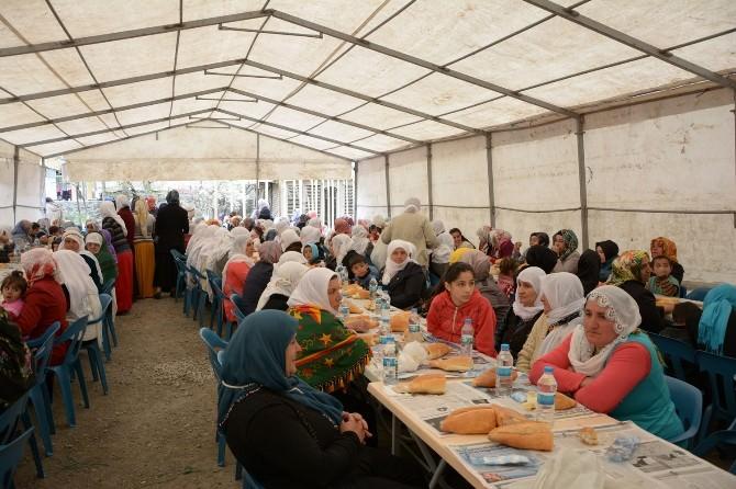 Çatak'ta Kutlu Doğum Haftası Etkinliği