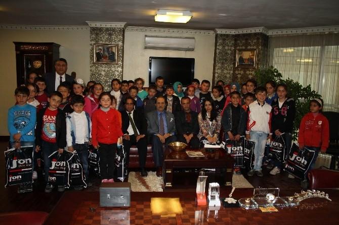 SESOB Zaralı Öğrencileri Sivas'ta Misafir Etti
