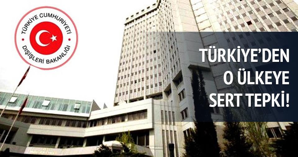 TÜRKİYE'DEN MISIR'A SERT 'MURSİ' TEPKİSİ