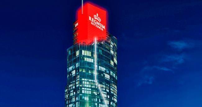 Regnum Sky Tower şirketlere farklı bir dünya sunuyor