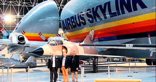 Türk Havacılık Lisesi Airbus'ta