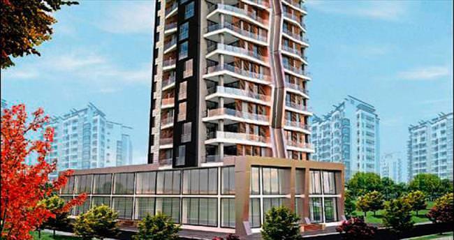 Şehrin yeni ikonu: Diva Residence