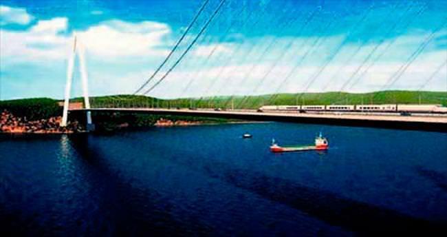 Dev projeler demir ağlarla birleşecek