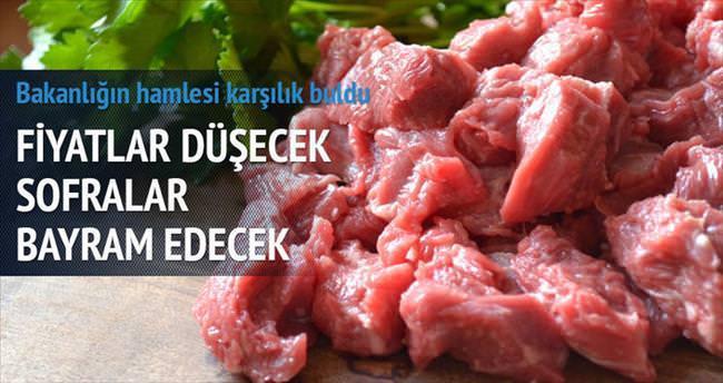 Keçinin fiyatı düşecek dar gelirli et yiyecek