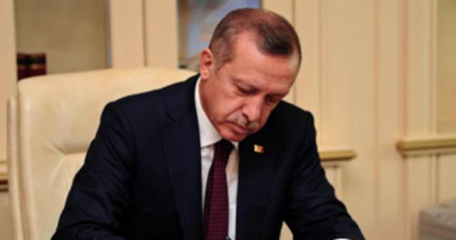 Erdoğan 6 kanunu onayladı