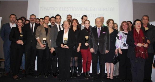 Tiyatro Eleştirmenleri Birliği Ödülleri sahiplerini buldu
