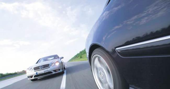 Trafikteki araç sayısı 10 kat arttı