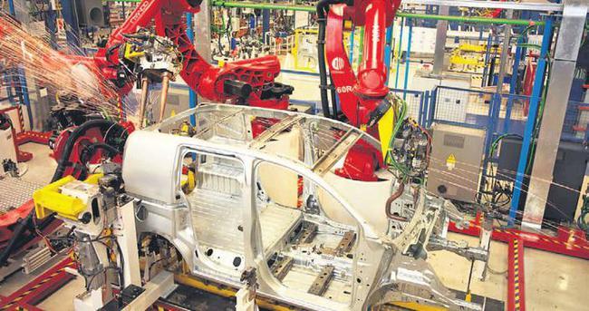 Otomotivin anavatanı ABD'ye ihracat