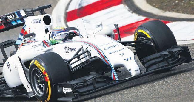 Formula 1'de Türkiye imzası