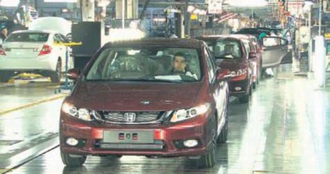 Honda'nın Avrupa'daki ikinci fabrikası