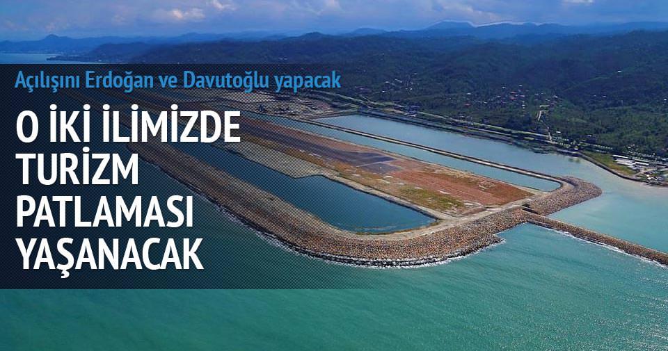 Ordu-Giresun Havaalanı uçuşlara açılıyor!