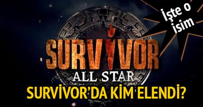 Survivor kim elendi — 22.04.2015 Son bölüm neler oldu?