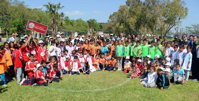 Geleneksel Çocuk Oyunları Şenliği Sona Erdi