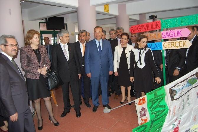 Ceyhan'da Haydar Aliyev Anısına Etkinlik