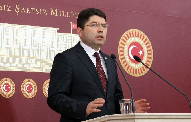AK Parti Bartın Milletvekili Yılmaz Tunç: