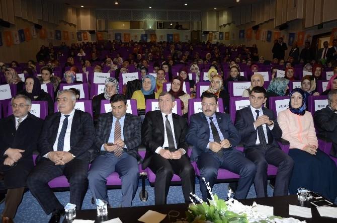 AK Parti Trabzon İl Kadın Ve Gençlik Kollarından Kutlu Doğum Programı