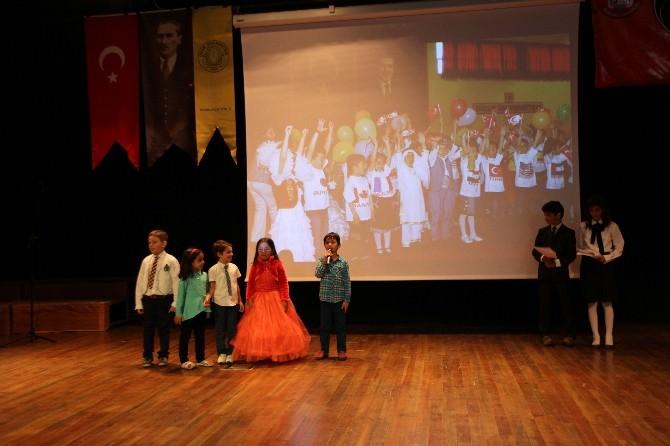 Dicle Üniversitesi'nde 23 Nisan Etkinliği Düzenlendi
