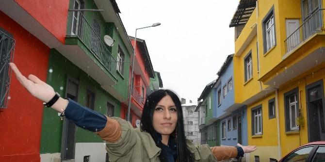"""""""Benimle Boyar Mısın"""" Projesiyle Sokakların Çehresini Değiştirdi"""