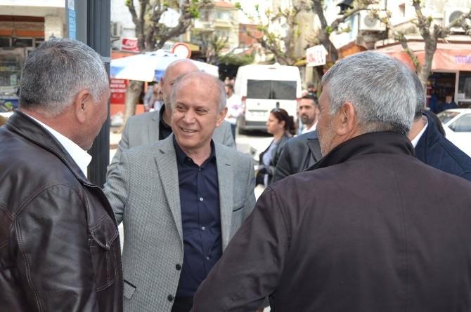 AK Partili Cemil Şeboy, Seçim Çalışmalarına Hız Verdi