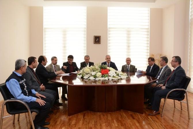 Osmaniye Belediyesi'nde Toplu İş Sözleşmesi İmzalandı