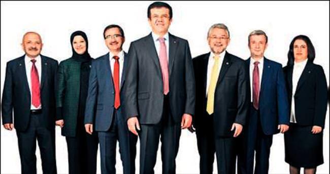 Bakan Zeybekci: Hedef 7 milletvekili