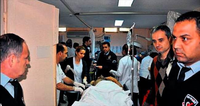 Cezaevi inşaatında silahlı kavga: 7 yaralı