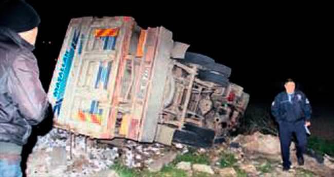 Başkentte kaza: 1 ölü, 4 yaralı