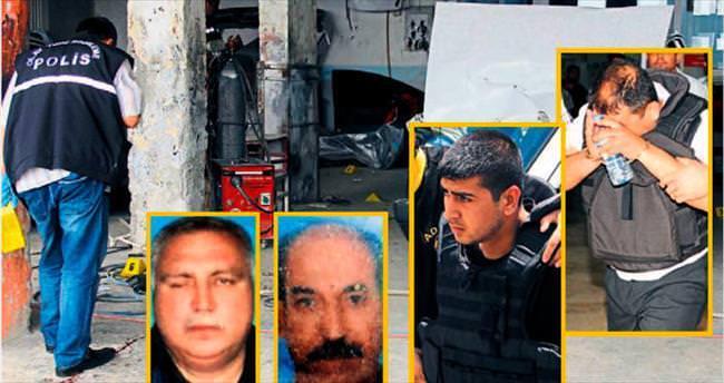 Kaportacıda cinayete 30'ar yıl hapis cezası