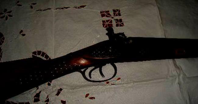 Kan davasından PKK silahı çıktı